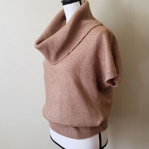 Banana Republic Wool Blend Cowl Neck Sweater
